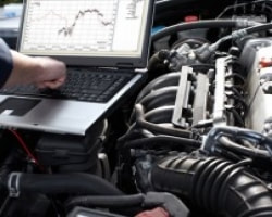 Auto Electrician Car Inspection